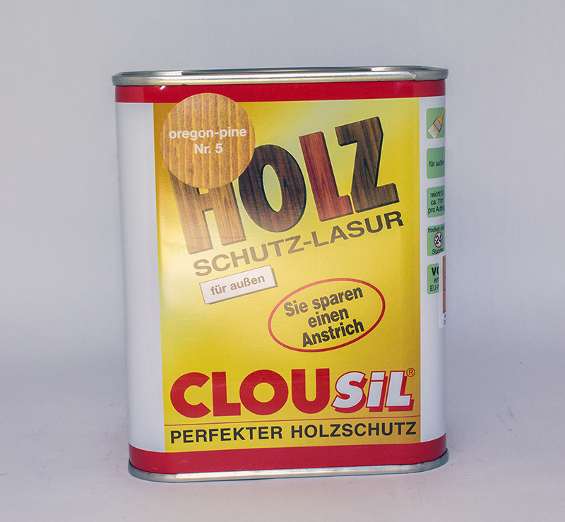CLOUsil lazura oregon-pine 750 ml